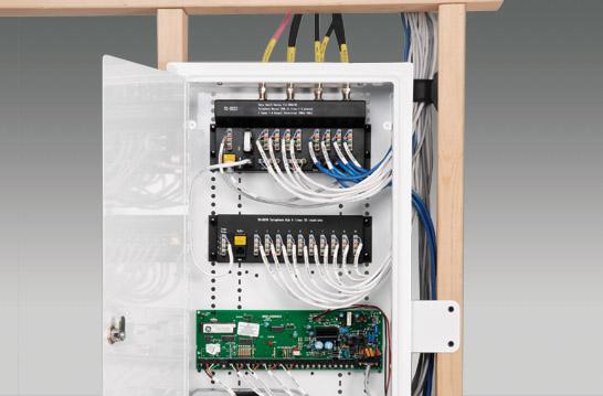 structure wiring powertech of chicago